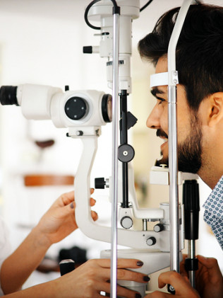 Medical Eye Testing Lafayette LA