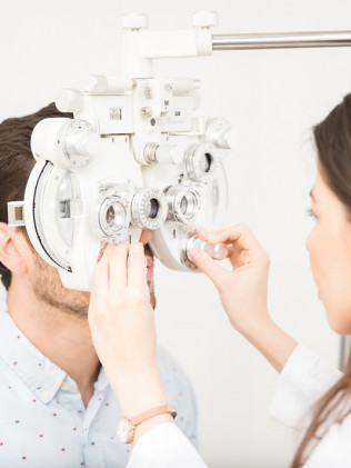 Comprehensive Eye Exams Lafayette LA